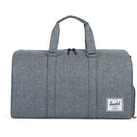 Herschel Novel Duffel, raven crosshatch